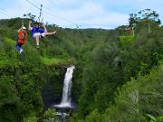 waterfall-dual-zipline
