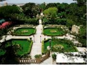どこを撮っても絵になる美スポットの庭園