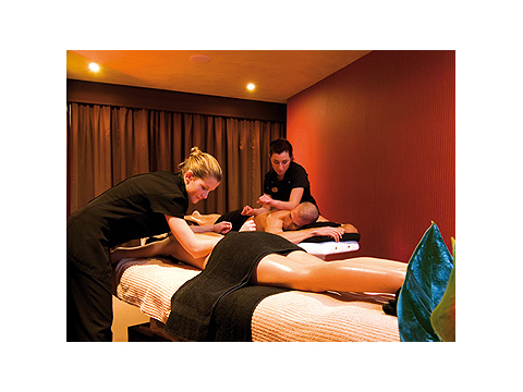 Hilton Spa Duet Massage