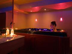 Hilton Spa Bath