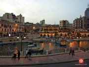 Malta - St Julians Spinola Bay 01 by Clive Vella
