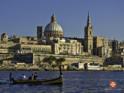 Malta - Valletta from Marsamxett Harbour 01 by Clive Vella_edit