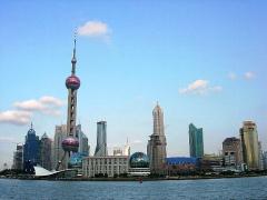 上海 浦東金融街