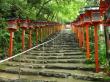 貴船神社(きふねじんじゃ)の灯篭
