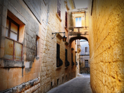 Mdina Narrow Streets (1)