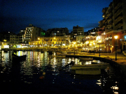 Spinola Bay @ Night