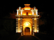 Mdina Gate by Night