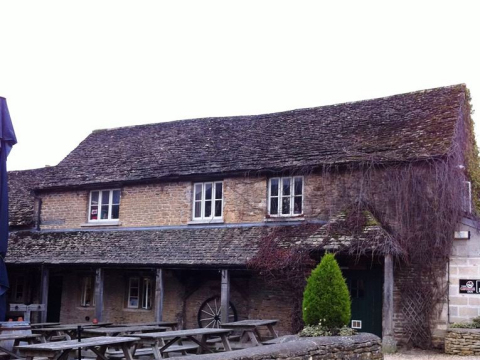 LACOCK country house