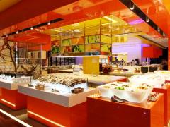 世界の味が楽しめるビュッフェレストラン ラ・セーヌ「La Seine」<ロッテホテルソウル内/ミールクーポン>