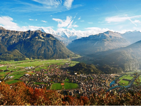 Interlaken Panorama