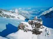 Sphinx Observatory Jungfraujoch