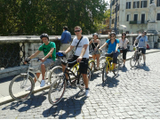 Rome Bike Tour with Food Tasting