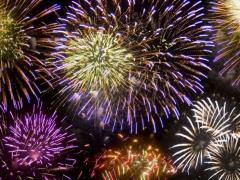 ナバテック号 12/31大晦日スペシャルディナークルーズ 花火観賞&カウントダウンを楽しもう!
