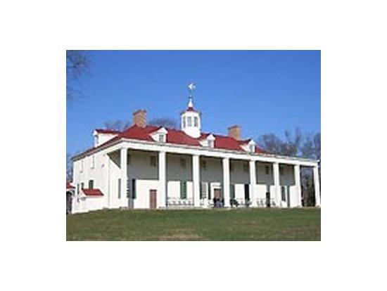 ジョージ・ワシントンの家とマウ...