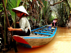 Mekong River Jungle Cruise with Chinatown and Vietnamese Lunch from Ho Chi Minh, Ho Chi Minh tours & activities, fun things to do in Ho Chi Minh | VELTRA