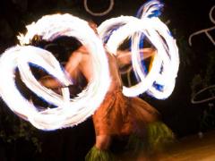 伝統ルアウ&フラ・ハワイアンショー  レジェンズ・オブ・ハワイ (ヒルトンワイコロアビレッジ)
