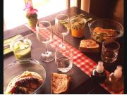 Chic picnic 58 Tour Eiffel - table (Virginie Detry)
