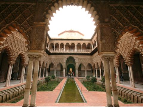 reales alcázares