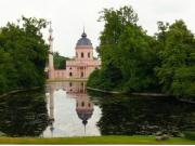 庭園、モスク、 Schwetzingen城