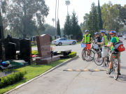 3-Hollywood Bike Tour--Hollywood Forever Cemetery