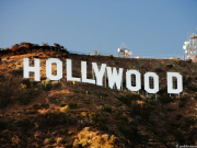 Hollywood Hills HIke--Hollywood Sign