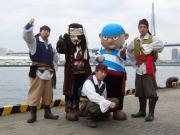 ⑭サンタマリア 海賊B