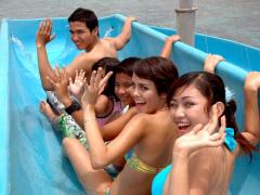 ペニダ島クイックシルバークルーズ/Quicksilver Cruise<1日/昼食付>