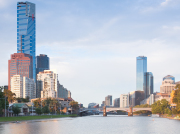 Melbourne Yarra River Skyline (ANY CITY TOUR)
