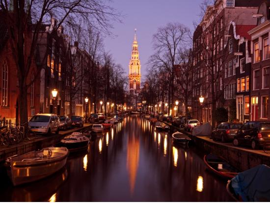 「運河クルーズ オランダ」の画像検索結果