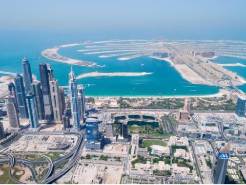 Seawings Dubai Seaplane Tour_The Palm Jumeirah_02