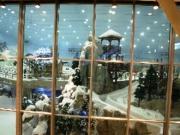 1年中雪が楽しめる人工スキー場