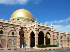 ヘリテージエリアにあるイスラム博物館