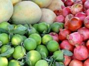 果物の生産で有名な町