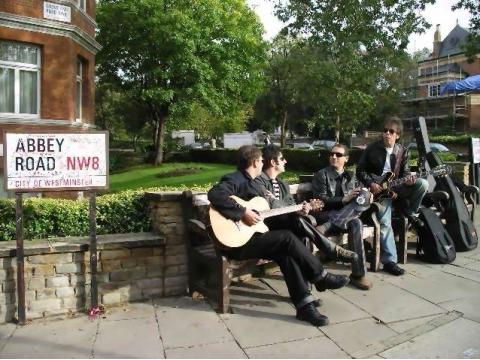 TTRBand at Abbey Road