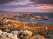 ピレウス港、夕暮れ