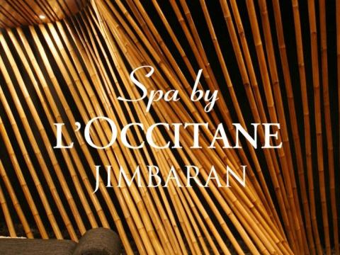 バンブースパ by ロクシタン「Bamboo Spa by L'OCCITANE」スパパッケージ 自然派化粧品ロクシタン直営<往復送迎付/ジンバラン地区>