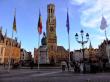 ブルージュの広場