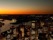 Sydney Tower sunset views_portrait