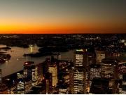 Sydney Tower sunset views_portrait