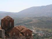 The-Berat-Castle