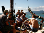 帆船ジェーンバトラ4