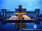 Fuente de la Plaza de la Constitucion, Guatemala (2)