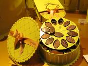 素敵なパッケージのチョコレート