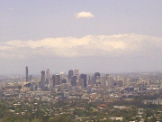 Brisbane Highlights - Mt Coot-tha Lookout