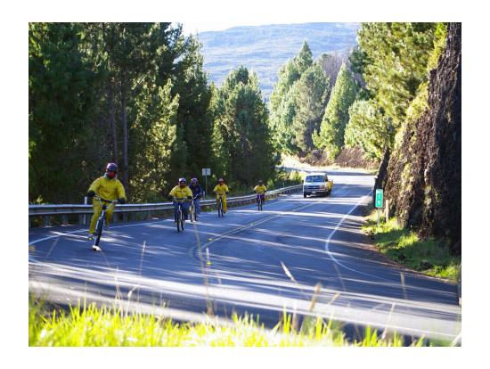 Haleakala Crater Bike Ride