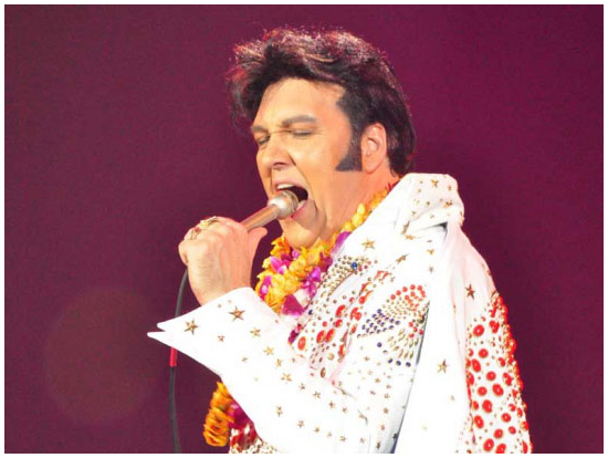 Burn'n Love Night Show - A Tribute to Elvis Presley, Maui ...