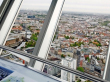 View from panoramic floor Berlin TV Tower1