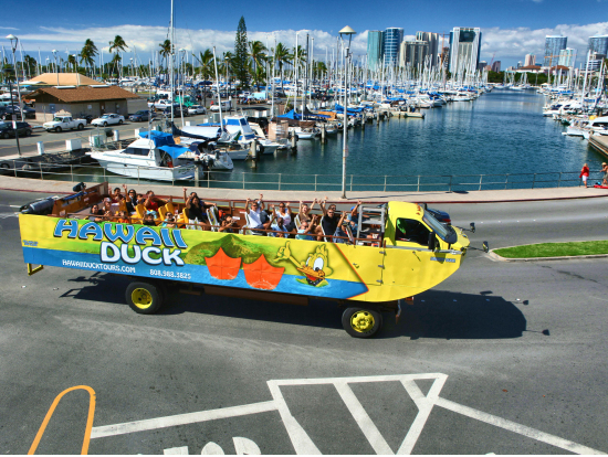 Adventure Boat Tours Hawaii