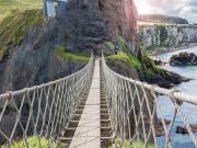 Giants Causeway Tour Carrick -a- Rede Rope Bridge