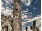 Cork and Blarney Tour- Rock of Cashel- Round Tower